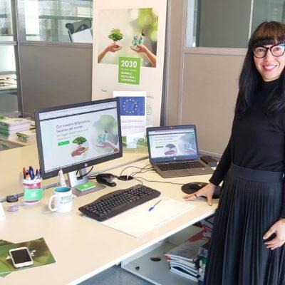 Lorena García CMO ADBioplastics
