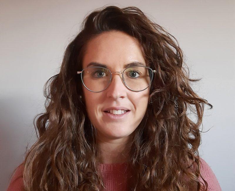 Nadia García, R&D Specialist en ADBioplastics